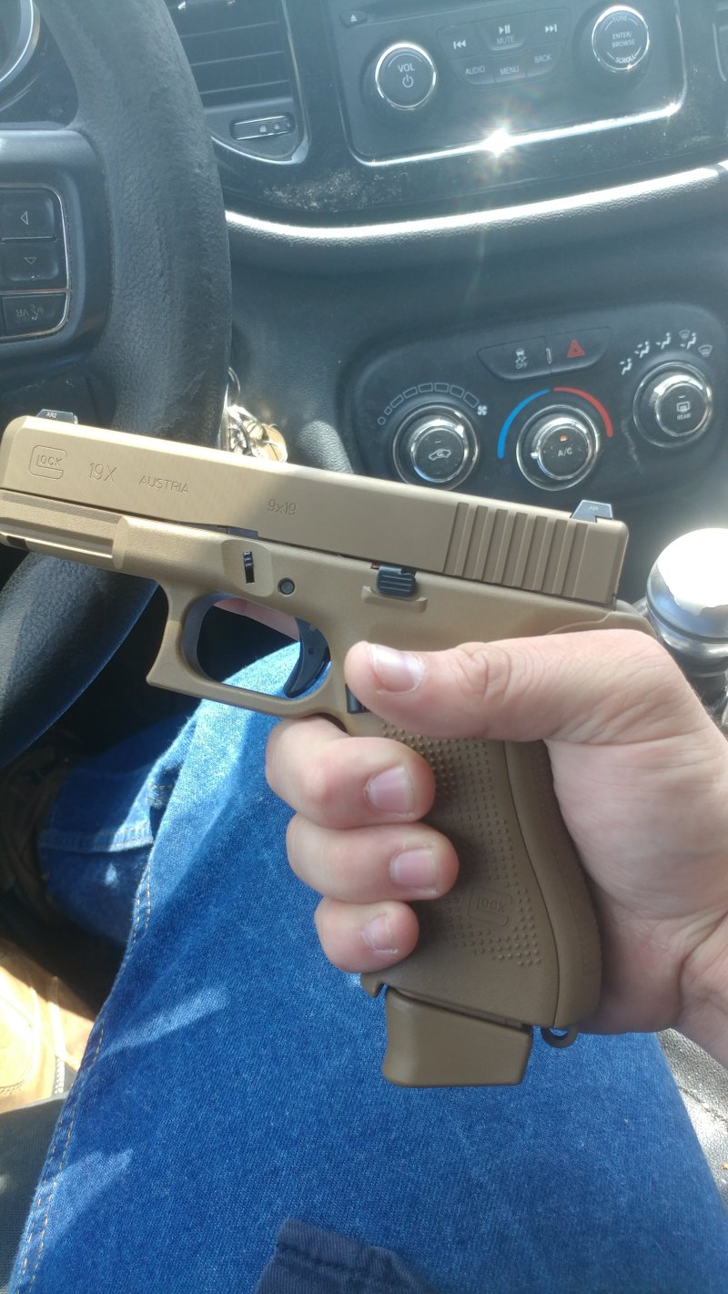 Glock 19x First Impressions and Review – The Hungry Handgunner